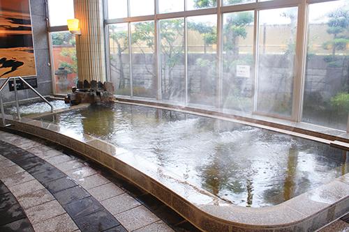 北山温泉屋内風呂